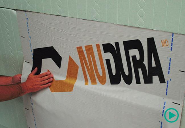 Nudura Waterproof Membrane