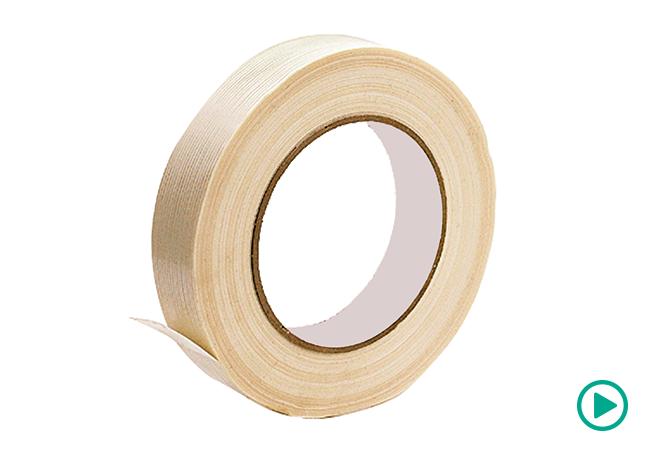Nudura fiber tape